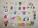 Stickers Collection