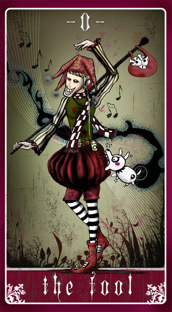 The Fool: ComART: 0_o THE FOOL By Goenz On DeviantArt