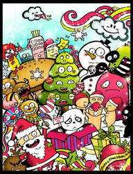 enjoy ur christmas by goenz