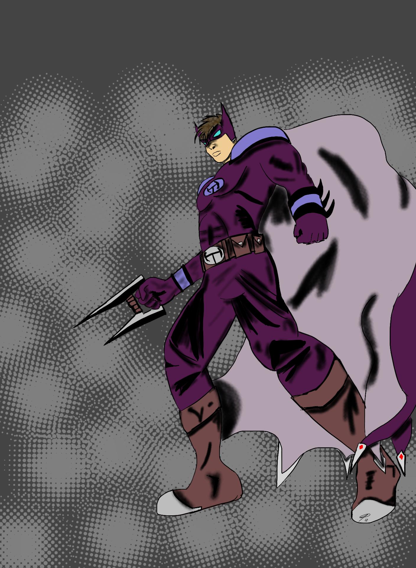 Talon-man