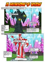 Minion Comic by Useperous