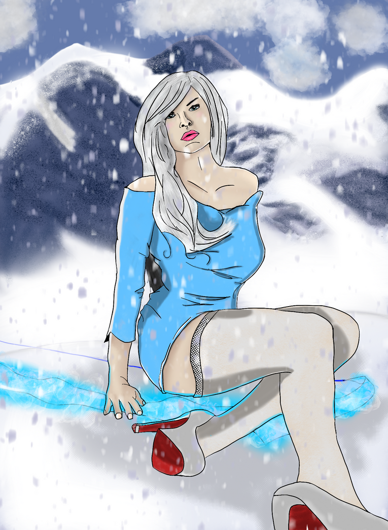 Ashe Pinup by Useperous
