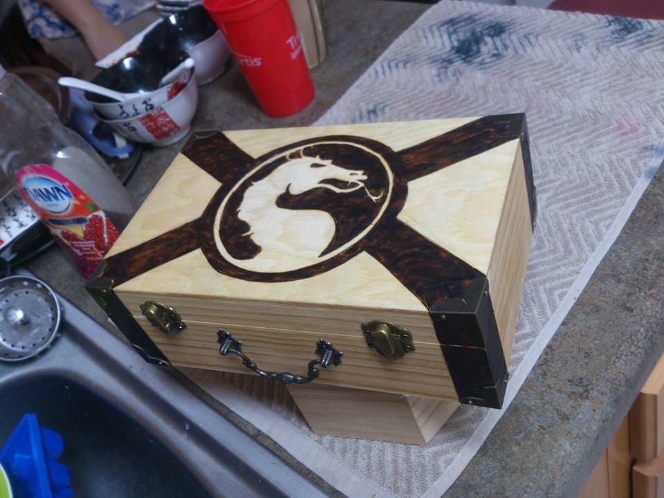 Mortal Kombat X Box by chui92