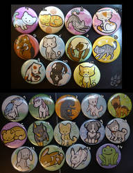 Buttons 2/2 by Tropicanine