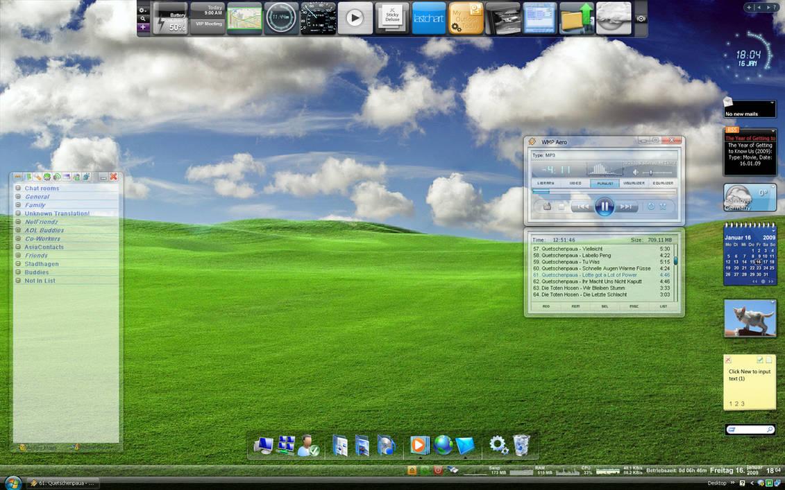 Desktop January 2009