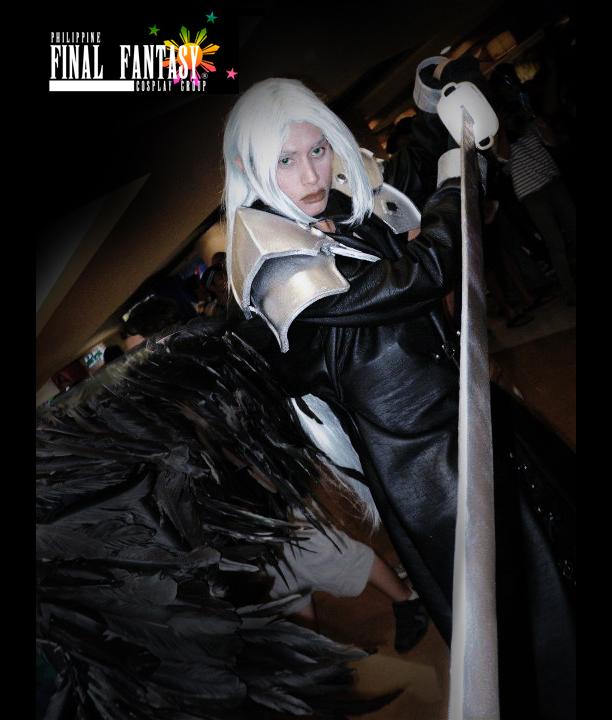 Sephiroth: Octaslash by xtiangatuz