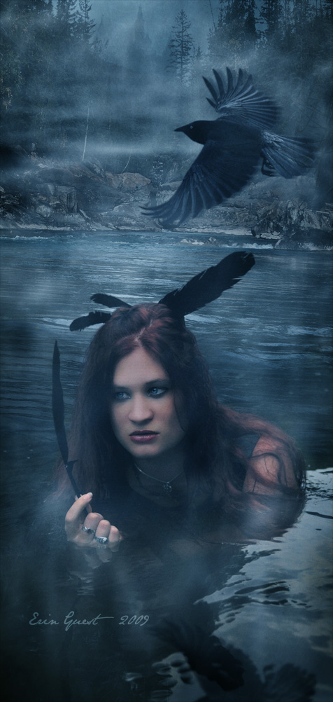 The Morrighan by Renilicious