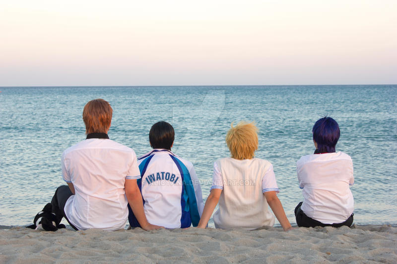 Free!Cos_01 by Alicyana