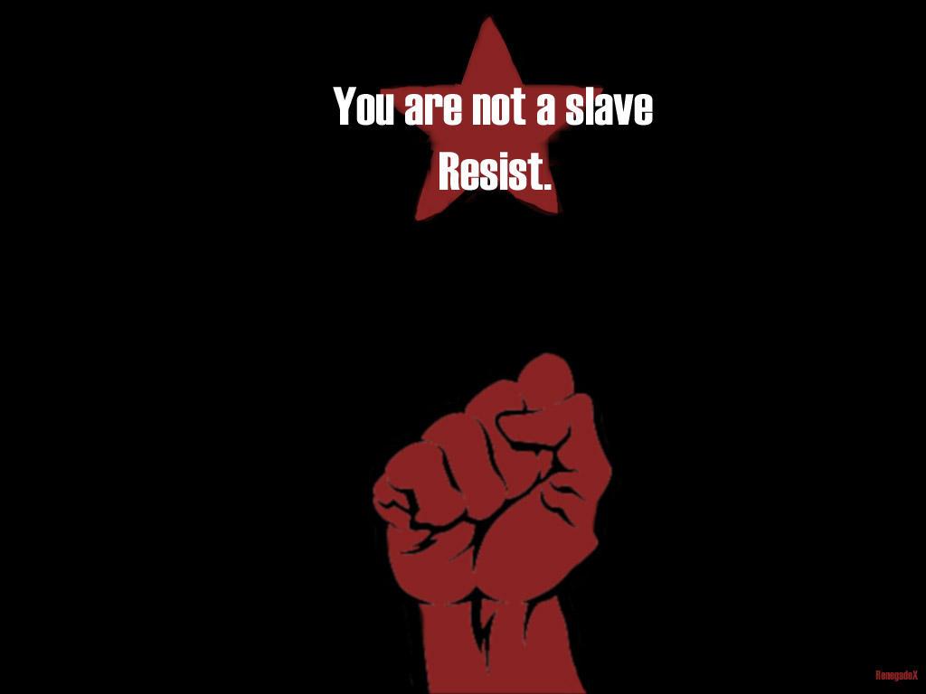 Resist by Renegade-X2