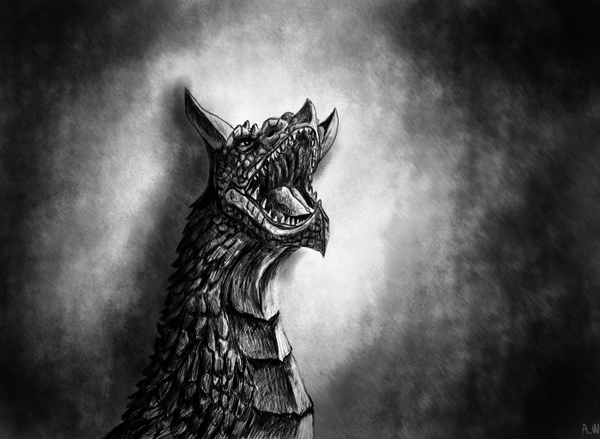 I Draw Too Many Dragons... by arandomguy1221