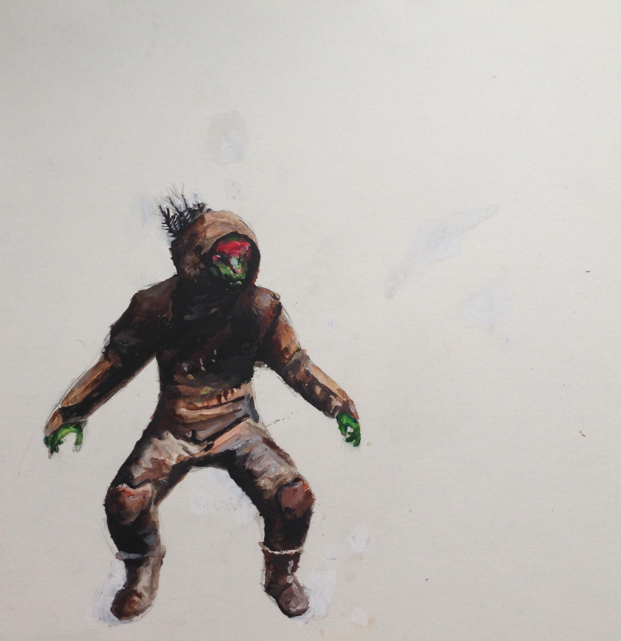Argonian thief by arandomguy1221