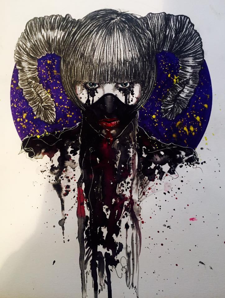 Blood Spill by smallbird101