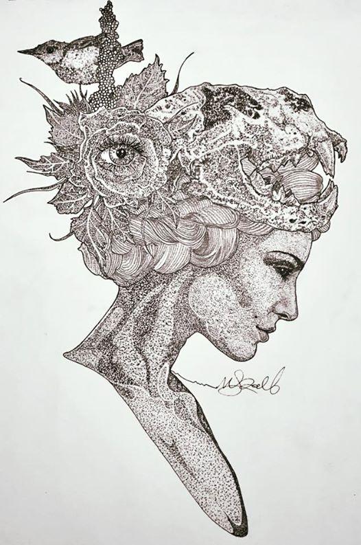 Head Skull by smallbird101