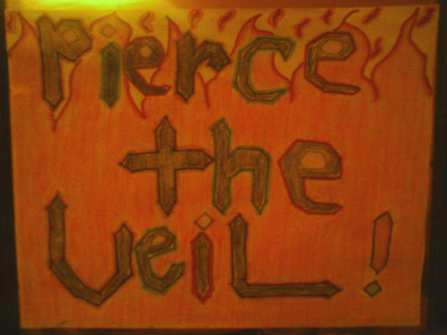 Pierce the veil drawing by Rosaline16