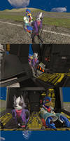Wolf And Falco's Misshap