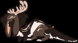 Jackalope Dragon [ 1 ] -- Closed