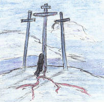 Jesus Keep Me Near the Cross by eternanyx