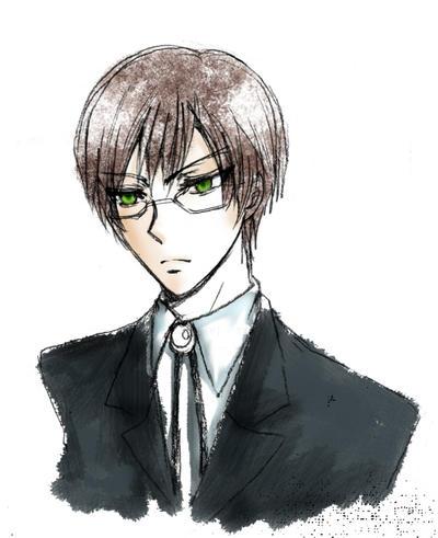KuroMyu2: Alan by hisaru