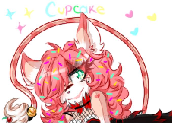 Cupcake by andythewolfy