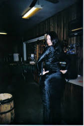 Morticia Addams Got Azz by hngr2013
