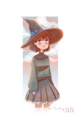 Witch Student by WitchyNade