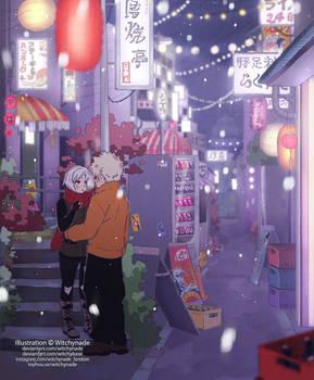 [CM#82] City center of LOVE