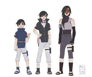 [CM#117] Naruto Custom Design OC