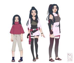 [CM#118] Naruto Custom Design OC