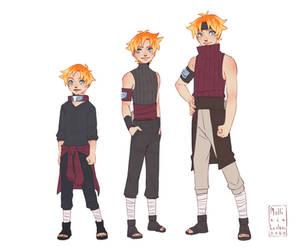 [CM#119] Naruto Custom Design OC