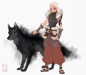 [CM#121] Naruto Custom Design OC