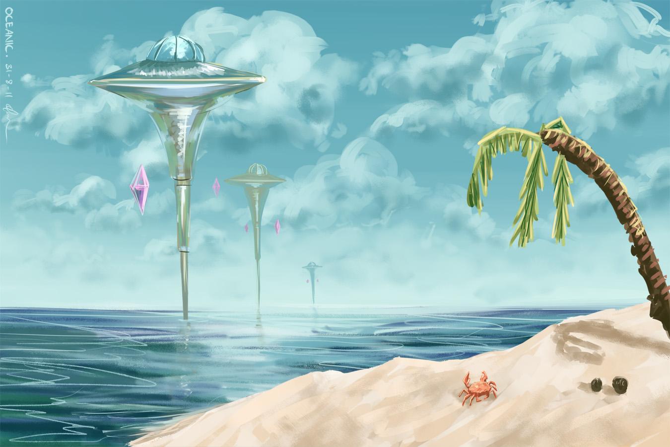 Oceanic. by kuoke