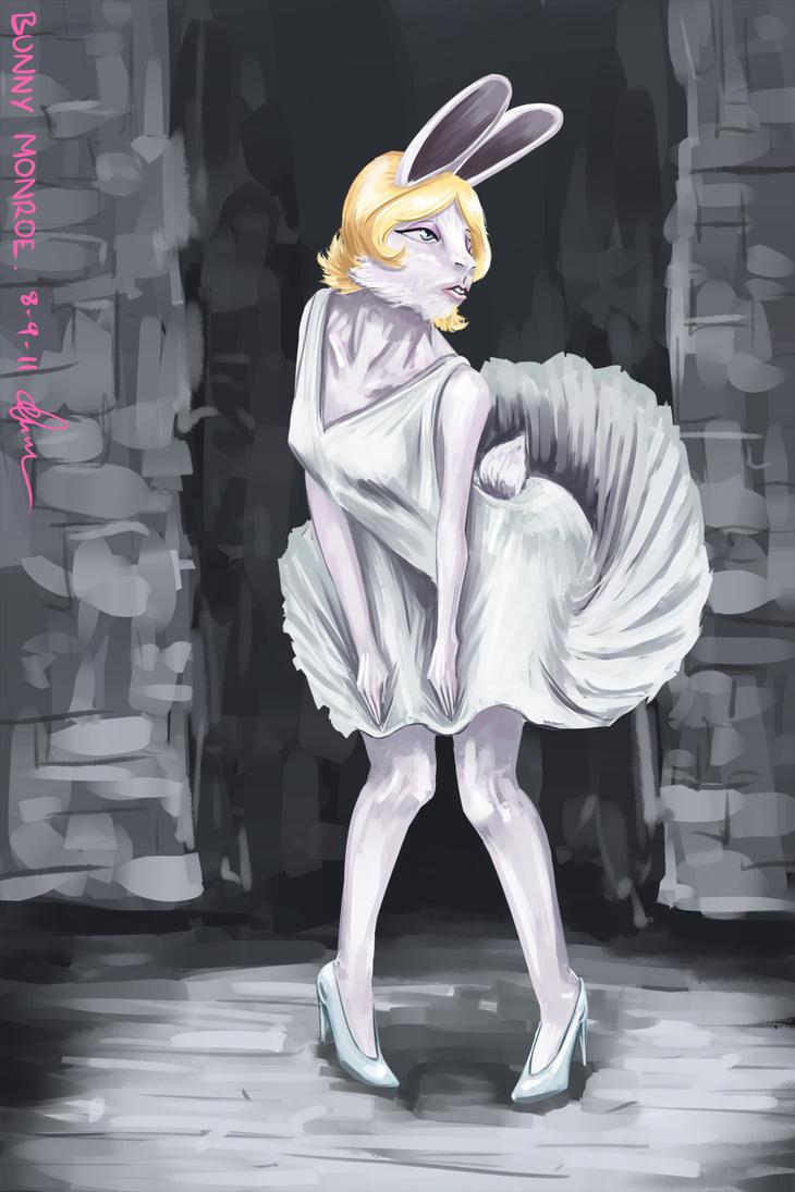 Bunny Monroe. by kuoke