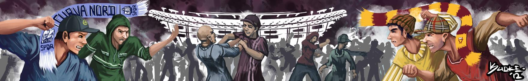 Hooligans. by kuoke