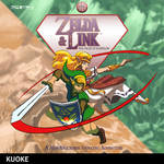 Zelda + Link: Evil Faces of Slamelon
