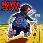 MONTY ON THE COURT