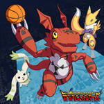 DIGIMON SLAMMERS