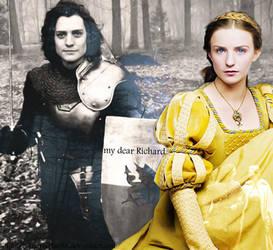 My Dear Richard - Anne Neville and Richard