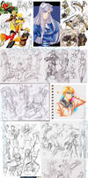 Hetalia Sketchdump 3