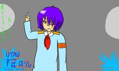 [UTAU Newcomer] Rolling Girl [Hitsugi Roru]