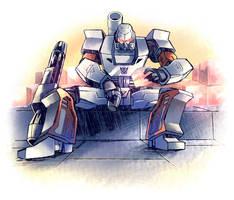 Transformers _50 by yfm