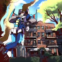 Transformers _52 by yfm