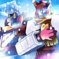 Transformers _55 by yfm