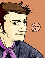 Goodbye 10th Doctor by babochka