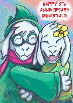 9/16/21 Warm-Up: Asriel and Ralsei