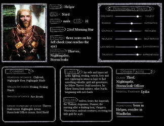 Elder Scrolls favourites by TheKing-of-Thieves on DeviantArt