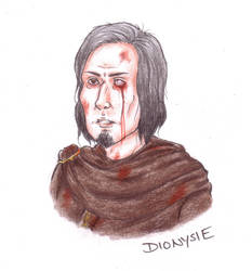 Avis, blinded and beaten (practice) by Dionysie