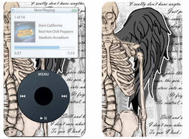 iPod Design by ChelseaSavage