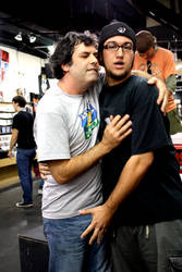 Selmo and Kenny Hotz