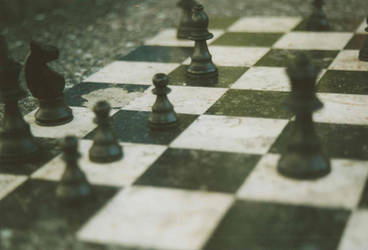 Chess Game by Democritus