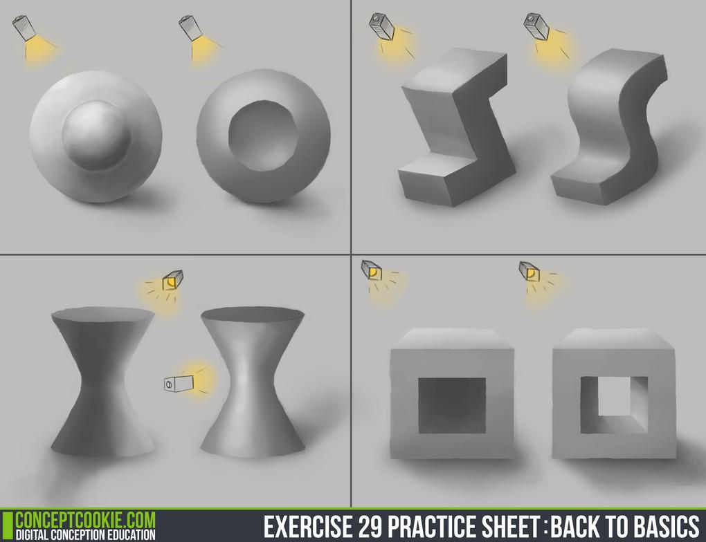 Exercise 29: Back to Basics by Democritus